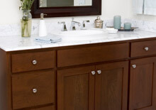 Vanities & Bathroom Storage